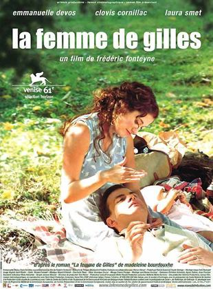 Bande-annonce La femme de Gilles