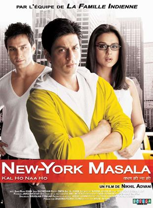 Bande-annonce New York masala