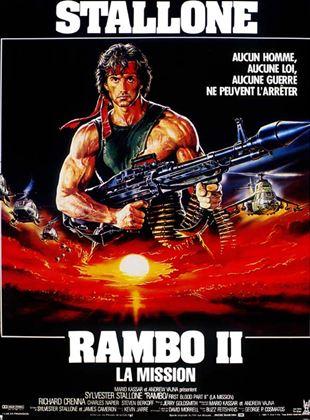 Bande-annonce Rambo II : la mission