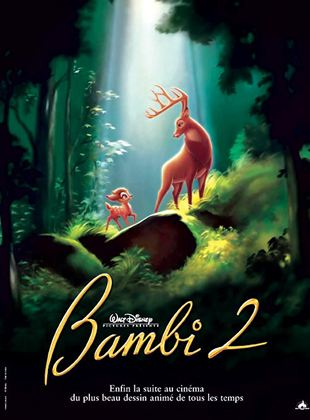 Bande-annonce Bambi 2
