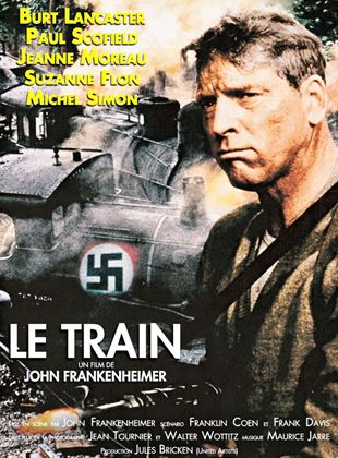 Bande-annonce Le Train