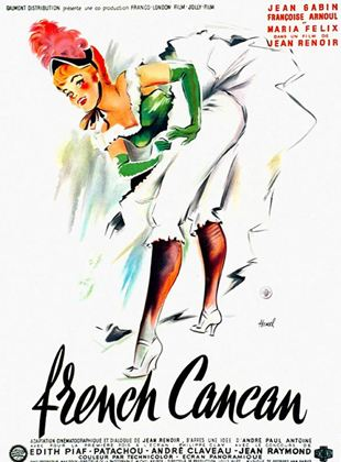 Bande-annonce French Cancan