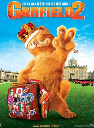 Bande-annonce Garfield 2