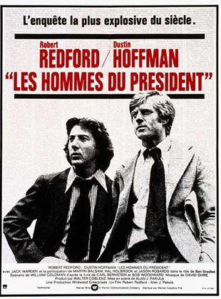 Bande-annonce Les Hommes du Président