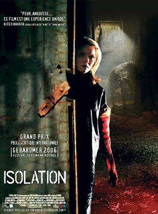 Bande-annonce Isolation