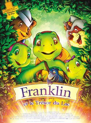 Bande-annonce Franklin et le trésor du lac