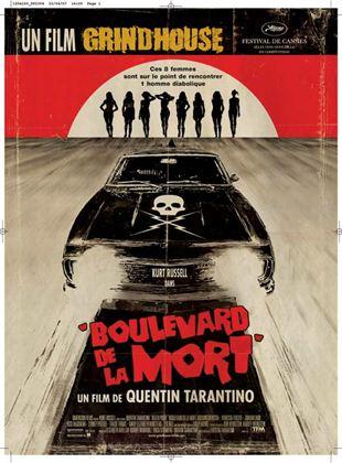 Bande-annonce Boulevard de la mort - un film Grindhouse