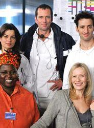Équipe médicale d'urgence