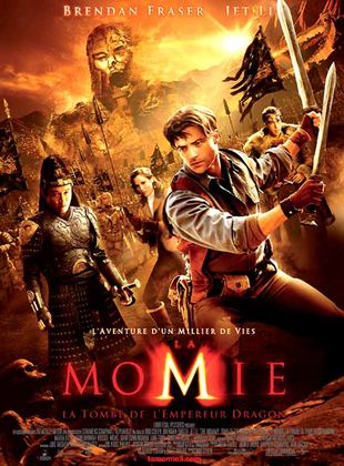 Bande-annonce La Momie : la Tombe de l'Empereur Dragon