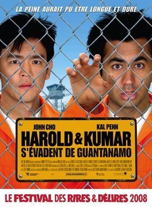 Bande-annonce Harold et Kumar s'évadent de Guantanamo