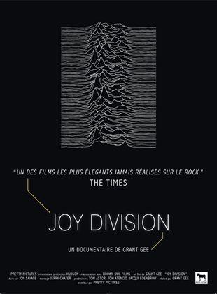 Bande-annonce Joy Division