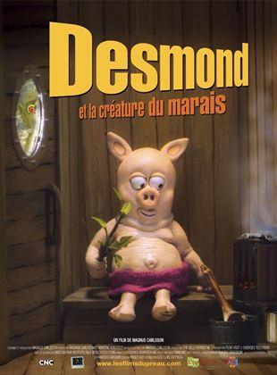 Bande-annonce Desmond et la créature du marais