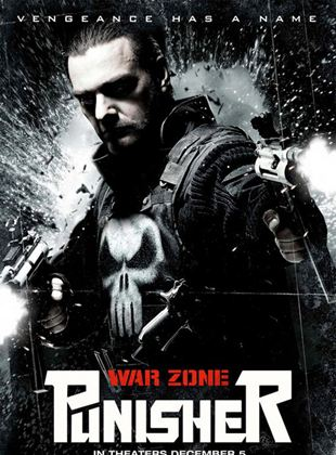 Bande-annonce The Punisher - Zone de guerre