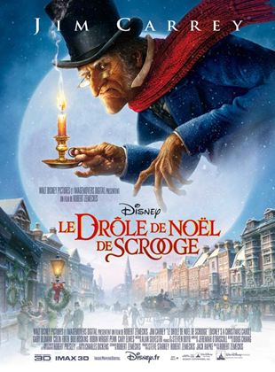 Le Drôle de Noël de Scrooge streaming