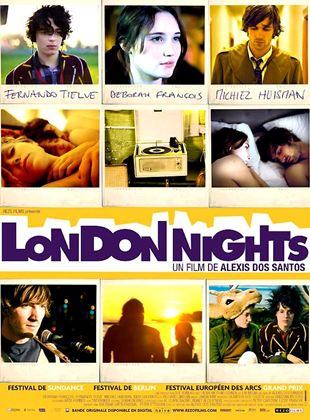 Bande-annonce London Nights