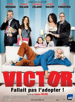 Bande-annonce Victor