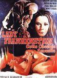 Lady Frankenstein, cette obsédée sexuelle