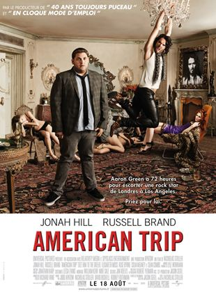 Bande-annonce American Trip