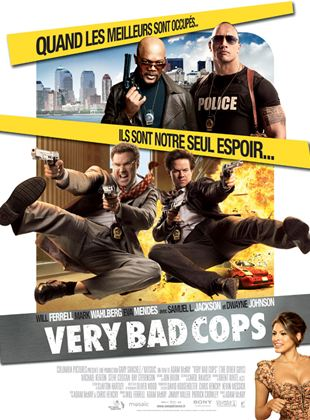 Bande-annonce Very Bad Cops