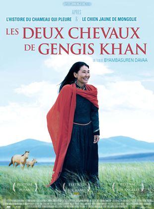 Bande-annonce Les Deux chevaux de Gengis Khan