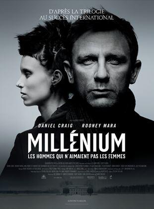 Bande-annonce Millenium : Les hommes qui n'aimaient pas les femmes