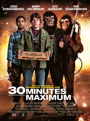 Bande-annonce 30 Minutes Maximum