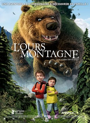 Bande-annonce L'Ours Montagne