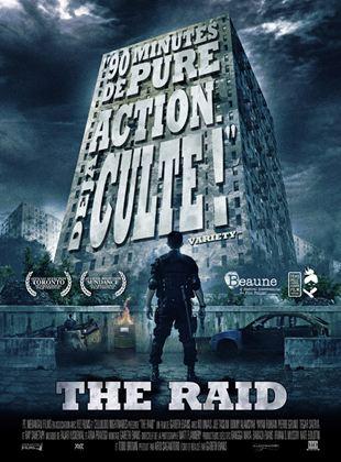 Bande-annonce The Raid