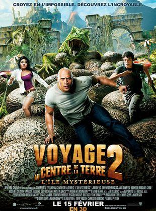Bande-annonce Voyage au centre de la Terre 2 : L'île mystérieuse