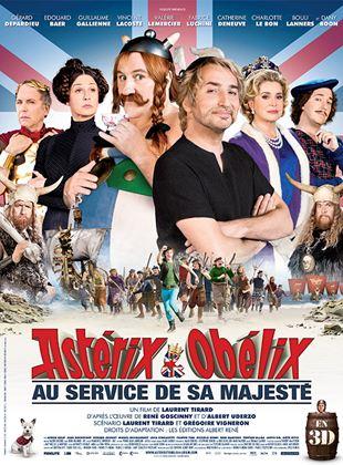 Bande-annonce Astérix et Obélix : au service de Sa Majesté