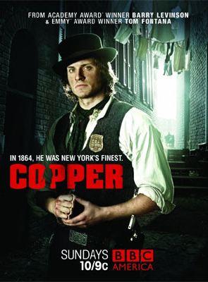 Copper : Saison 1 & 2