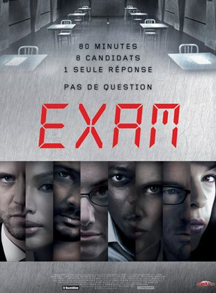 Bande-annonce Exam