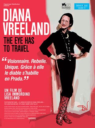 Bande-annonce Diana Vreeland: The Eye Has To Travel
