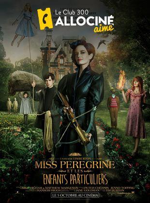 Bande-annonce Miss Peregrine et les enfants particuliers