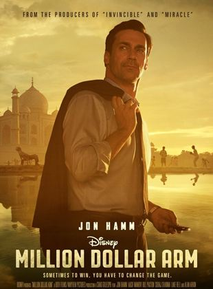 Bande-annonce Million Dollar Arm