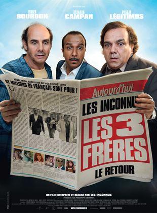 Bande-annonce Les Trois frères, le retour