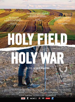 Bande-annonce Holy Field Holy War