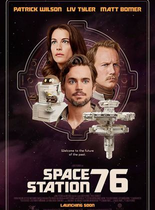 Bande-annonce Space Station 76