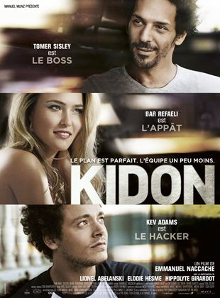 Bande-annonce Kidon