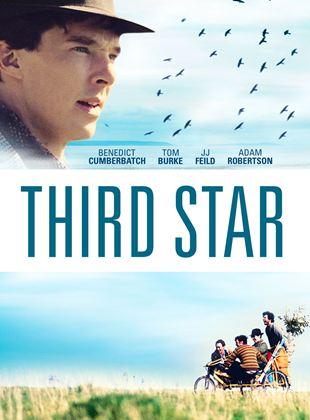 Troisième étoile à droite