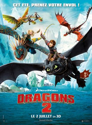 Bande-annonce Dragons 2