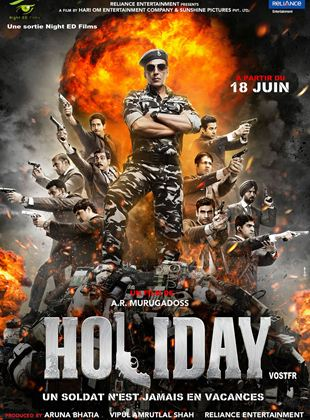 Bande-annonce Holiday
