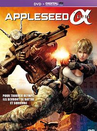 Bande-annonce Appleseed Alpha