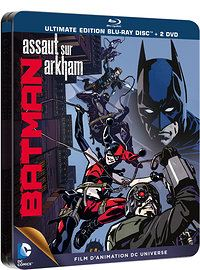 Bande-annonce Batman: Assault on Arkham