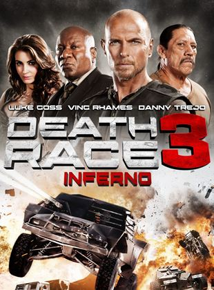 Bande-annonce Death Race: Inferno