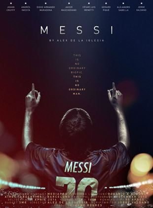 Bande-annonce Messi