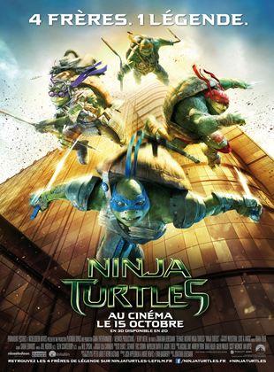 Bande-annonce Ninja Turtles