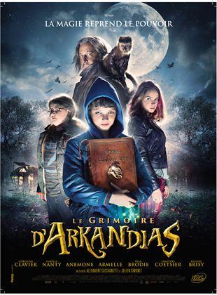 Bande-annonce Le Grimoire d'Arkandias