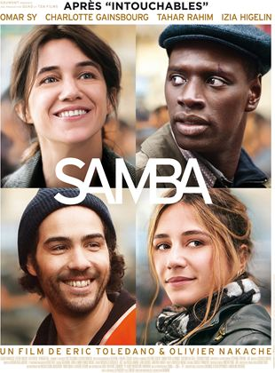 Bande-annonce Samba