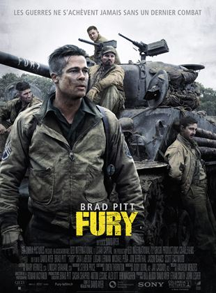 Bande-annonce Fury
